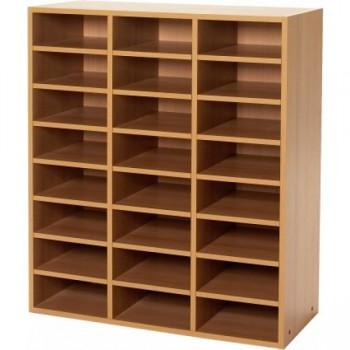 meuble tri courrier 39 cases. Black Bedroom Furniture Sets. Home Design Ideas