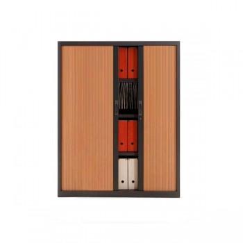 armoire rideau de bureau armoire de rangement rideau armoire rideau m tallique. Black Bedroom Furniture Sets. Home Design Ideas