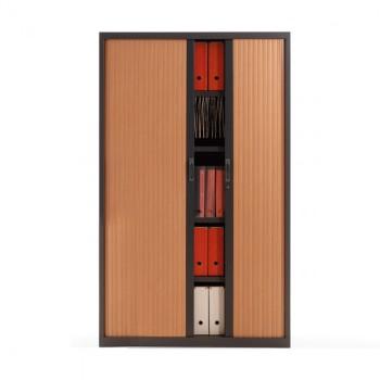 Armoire à rideaux H198 cm