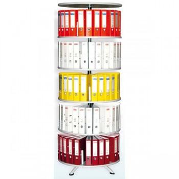 colonne rotative pour dossiers colonne de rangement de bureau mobilier. Black Bedroom Furniture Sets. Home Design Ideas