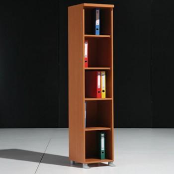 Meuble haut 2 portes bois verre l40cm mobilier for Meuble haut porte en verre