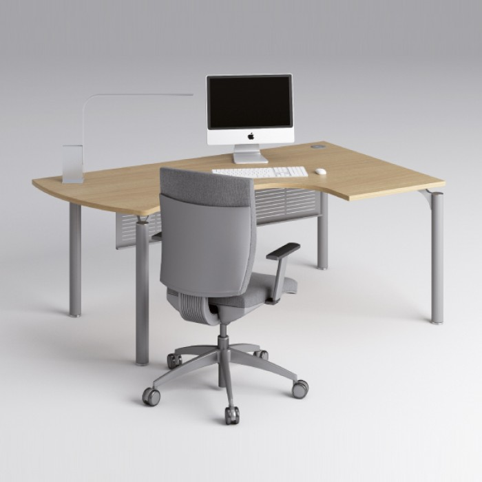 Bureau compact convivial quattro design for Bureau compact
