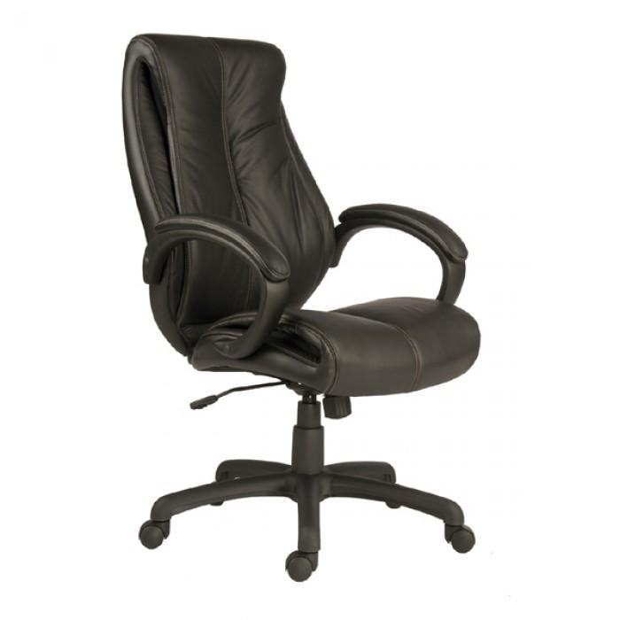 fauteuil pr sident woming en cuir fauteuil de direction ergonomique travail si ges. Black Bedroom Furniture Sets. Home Design Ideas