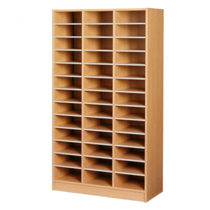 meuble tri courrier 39 cases mobilier courrier classement rangement. Black Bedroom Furniture Sets. Home Design Ideas